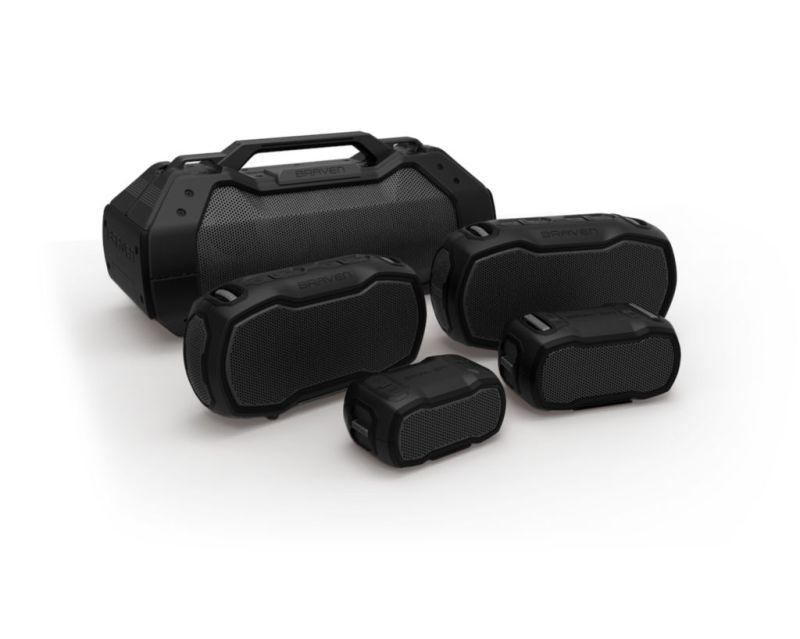 Nuevas bocinas Outdoor Speaker Series de Braven, para los viajeros extremos - braven-ready-le-outdoor-series_1-800x639