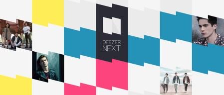 Artistas mexicanos que serán apoyados por Deezer Next en México