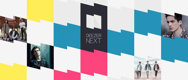 Artistas mexicanos que serán apoyados por Deezer Next en México - deezer-next-2017-artistas-mexicanos