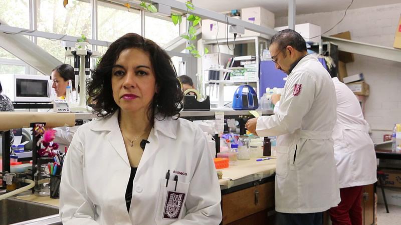 dispositivo detecta hipertension arterial Científica mexicana desarrolla dispositivo que detecta hipertensión arterial con muestra de sangre