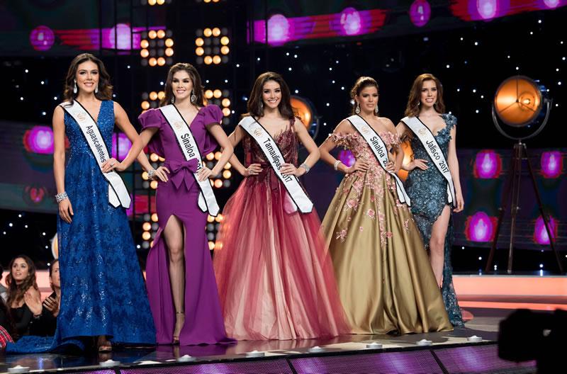 Nuestra Belleza México 2017: Denisse Franco Piña fue la ganadora - finalistas-nuestra-belleza-mexico-2017