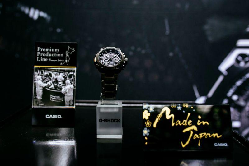 G-Shock presenta su línea de gama alta en la CDMX - g-shock-highest-line-17-800x534