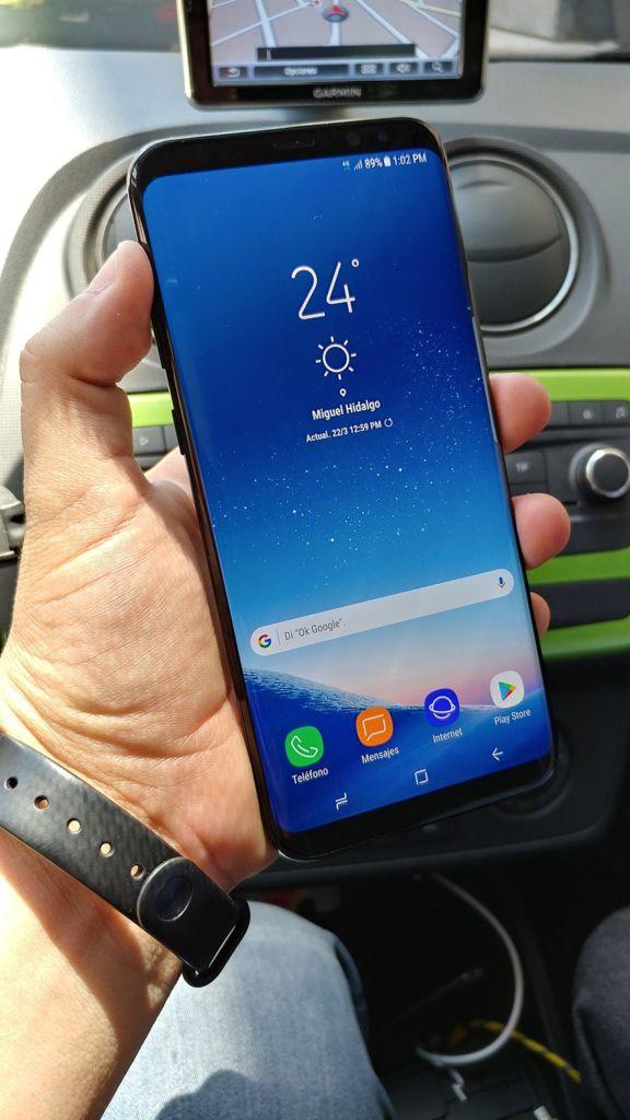 El Galaxy S8 + se asoma en México - galaxy-s8-plus