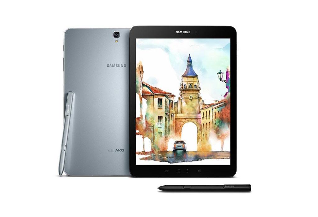 Lanzamiento de Samsung Galaxy Tab S3 en México - galaxy-tab-s3_kv