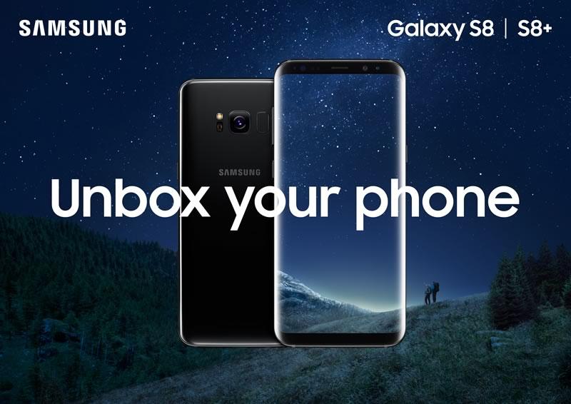 galaxys8 y s8 Samsung Galaxy S8 fue presentado ¡Conoce los detalles!