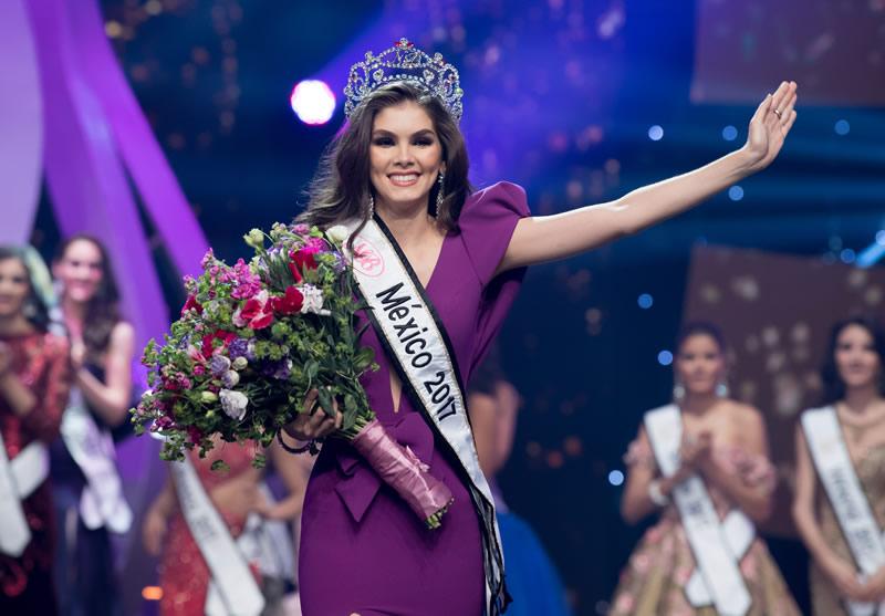 Nuestra Belleza México 2017: Denisse Franco Piña fue la ganadora - ganadora-nuestra-belleza-mexico-2017-denisse-franco