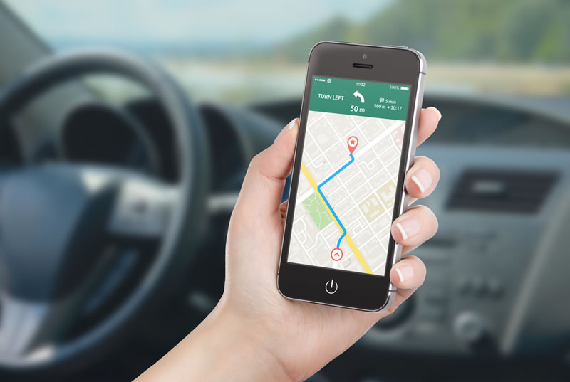 Utilizar el GPS apaga zonas del cerebro: Estudio - gps-apaga-zonas-del-cerebro