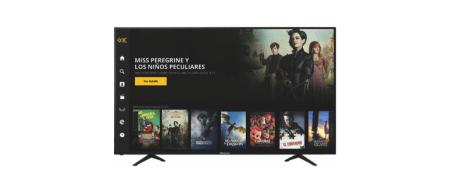 Hisense integra la app de Cinepolis Klic en sus Smart TVs