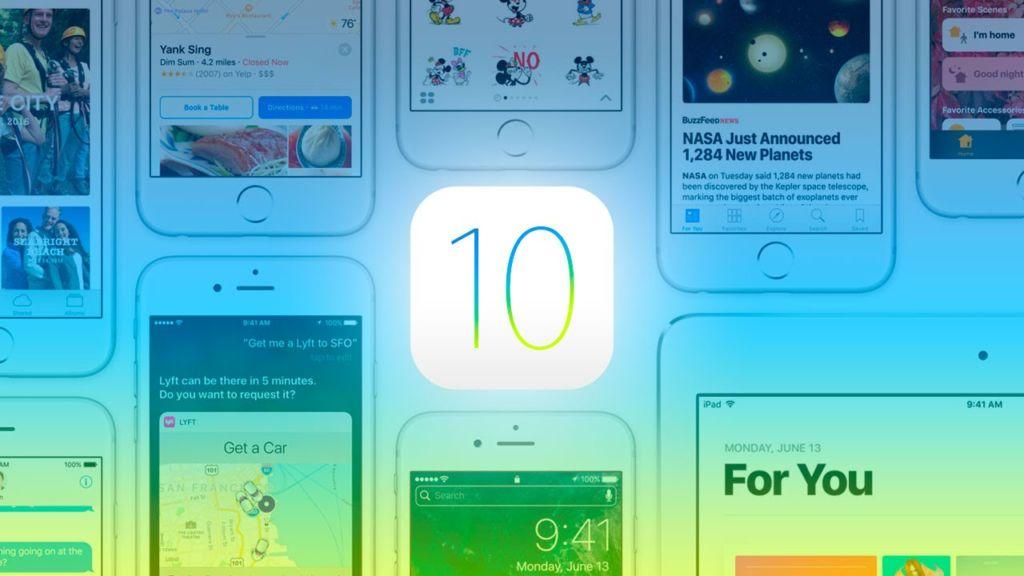 Apple lanza la versión pública de iOS 10.3 - ios-10-3