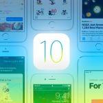 Apple lanza la versión pública de iOS 10.3