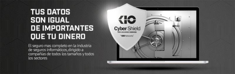KIO Cyber Shield, el seguro que protege a tu empresa de los hackers - kio-cyber-shield-800x253