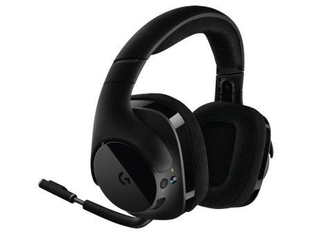 Logitech presenta sus auriculares inalámbricos para gaming Logitech G G533