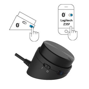 logitech z337 bold sound con bluetooth 3 Logitech lanza sus primeras bocinas de escritorio con Bluetooth