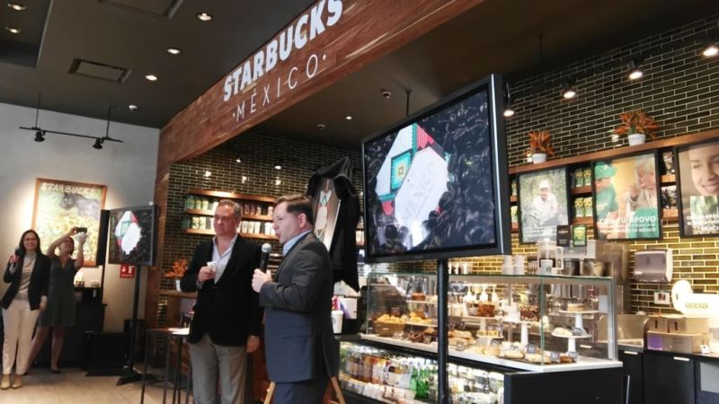 mexico guadalupe zaju 800x450 Starbucks lanza café premium mexicano de edición limitada: México Guadalupe Zajú