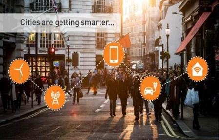 Novedades en tecnología de las ciudades inteligentes durante el MWC17