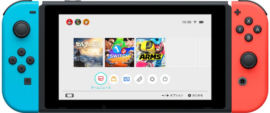 Nintendo Switch pudo haber funcionado con Android - nintendo-switch-os