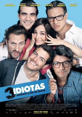 La película 3 Idiotas se estrena en México el 31 de Marzo