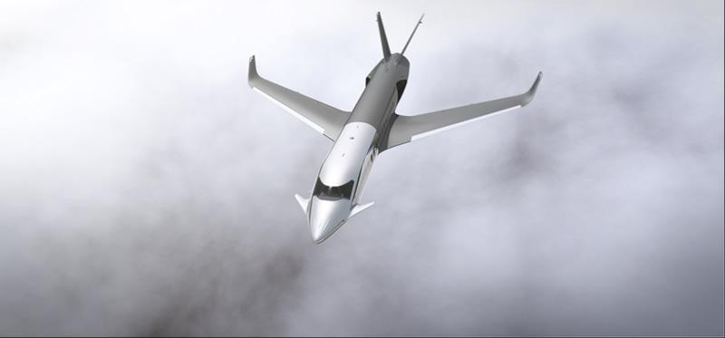 peugeot hx1 3 Conoce el HX1, un jet privado diseñado por Peugeot