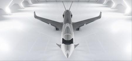 Conoce el HX1, un jet privado diseñado por Peugeot