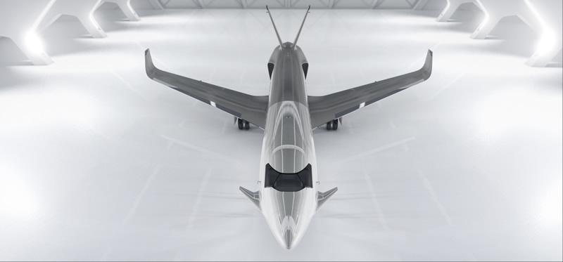 Conoce el HX1, un jet privado diseñado por Peugeot - peugeot-hx1
