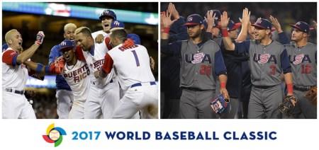 Puerto Rico vs Estados Unidos, Mundial de Beisbol 2017 | Resultado: 0-8