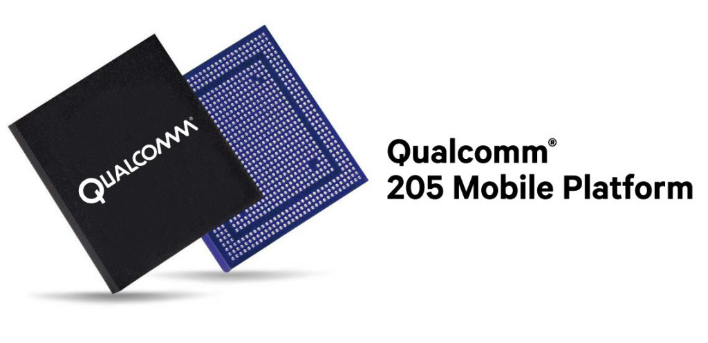 qualcomm 205 La plataforma Qualcomm 205 busca llevar 4G a todos