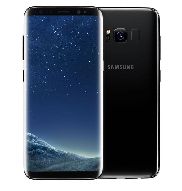 Samsung Galaxy S8 fue presentado ¡Conoce los detalles! - samsung-galaxys8-dual-black