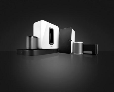 Sonos presenta sistema inalámbrico de sonido multi-habitación: PLAYBASE