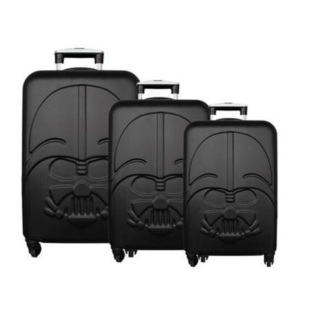 Ginga lanza juego de maletas con la imagen de Darth Vader