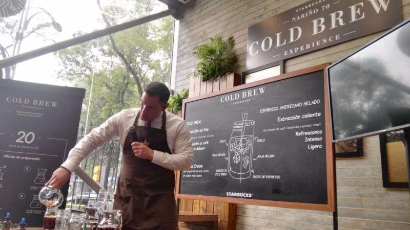 Starbucks Cold Brew, un nuevo café artesanal llega a México - starbucks-cold-brew_2-800x450