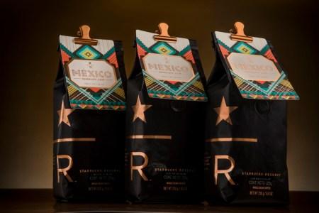 Starbucks lanza café premium mexicano de edición limitada: México Guadalupe Zajú