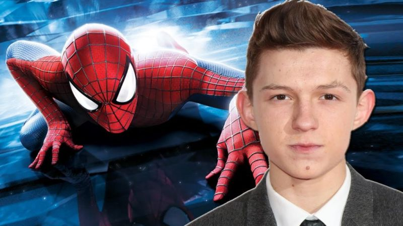 Tom Holland, protagonista de Spider-Man en CONQUE 2017 - tom-holland-spider-man-800x450