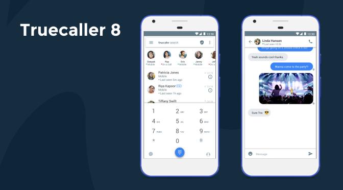 Truecaller añade más funciones en su octava versión - truecaller-8-messenger-1