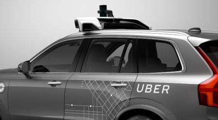 Uber suspende pruebas de coches autónomos debido a accidente