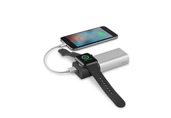 Nueva batería portátil: Valet Charger para Apple Watch + iPhone - valet-charger
