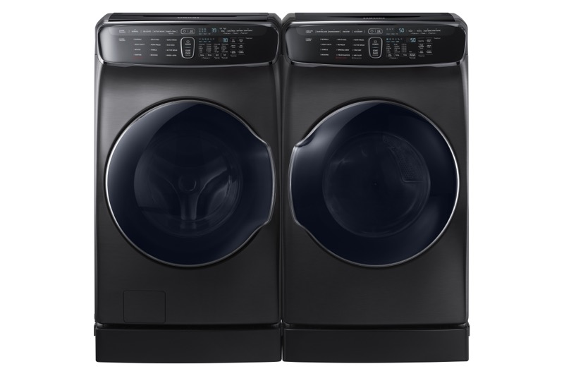 Nueva línea de Black Stainless de Samsung - wash-dry-02-800x533