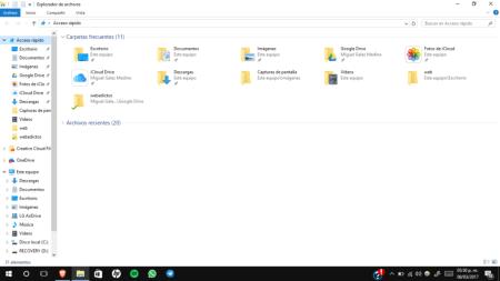 Microsoft cree que es buena idea mostrar anuncios en el Explorador de archivos de Windows 10