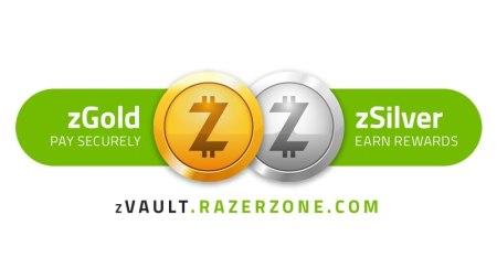 Razer abre zVault y recompensa a sus seguidores por jugar con divisas virtuales