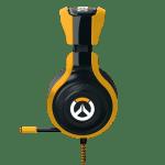 Opciones de equipos Razer para PC Overwatch para regalar en el día del niño - auriculares-overwatch-razer-mano-war