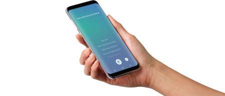 Bixby puede instalarse en cualquier equipo Samsung con Android Nougat