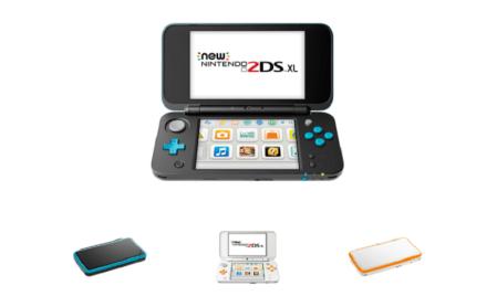 Nueva consola portátil de Nintendo estrenará en julio