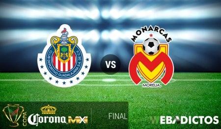 Chivas vs Morelia, Final de Copa MX C2017 | Resultado: 0(3)-(1)0