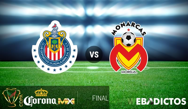 chivas vs morelia final copa mx clausura 2017 Chivas vs Morelia, Final de Copa MX C2017 | Resultado: 0(3) (1)0