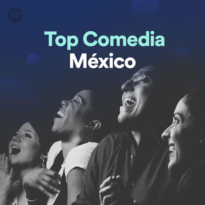 Spotify lanza su categoría Comedy para México con talento nacional - comedia-spotify-mexico