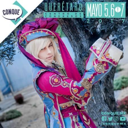 CONQUE firma alianza con la frikiplaza para impartir talleres gratuitos de Cosplay - concurso-cosplay-conque-2017_qrt-450x450