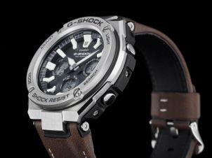 G-Shock por primera vez incorpora extensibles híbridos de piel en su línea G-STEEL - gst-s130l-1a_theme_3
