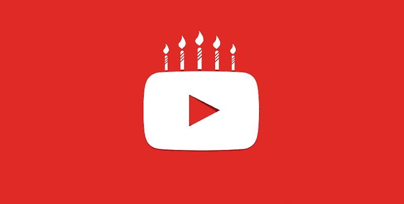 El primer video de YouTube cumple 12 años - happybirthday_youtube_featured-image-800x404