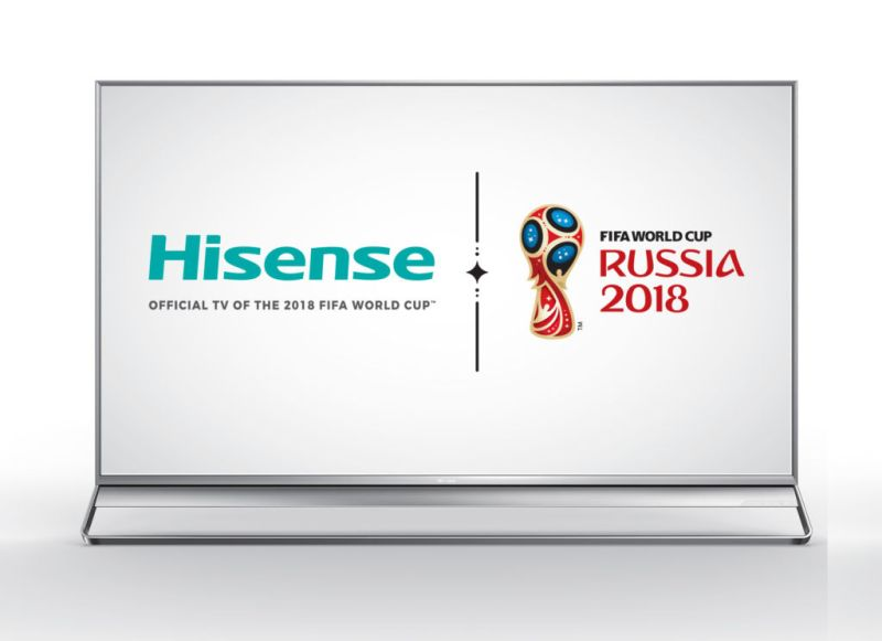 Hisense anuncia su participación como patrocinador oficial del Mundial de Futbol 2018 - hisense-firma-como-patrocinador-de-rusia-2018-800x581