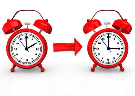 Conoce la hora exacta luego del inicio del horario de verano 2017