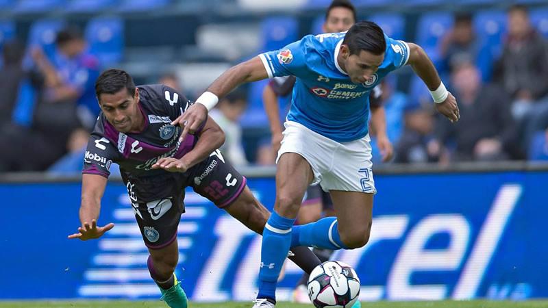 Horario Cruz Azul vs Puebla y canal; Jornada 14 Clausura 2017 - horario-cruz-azul-vs-puebla-j14-clausura-2017